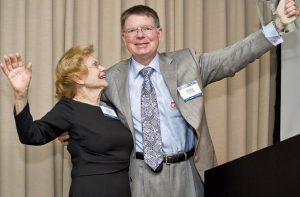 Dr. Millie Hanson and Dr. George Tiller